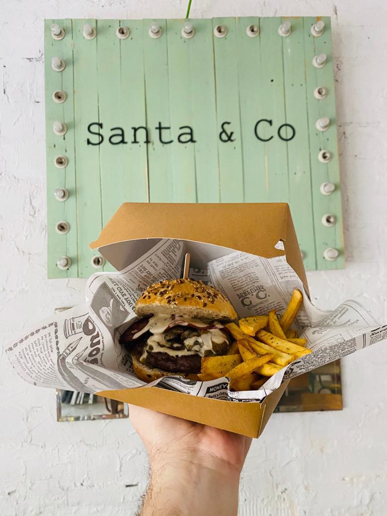 Santa & Co Santander