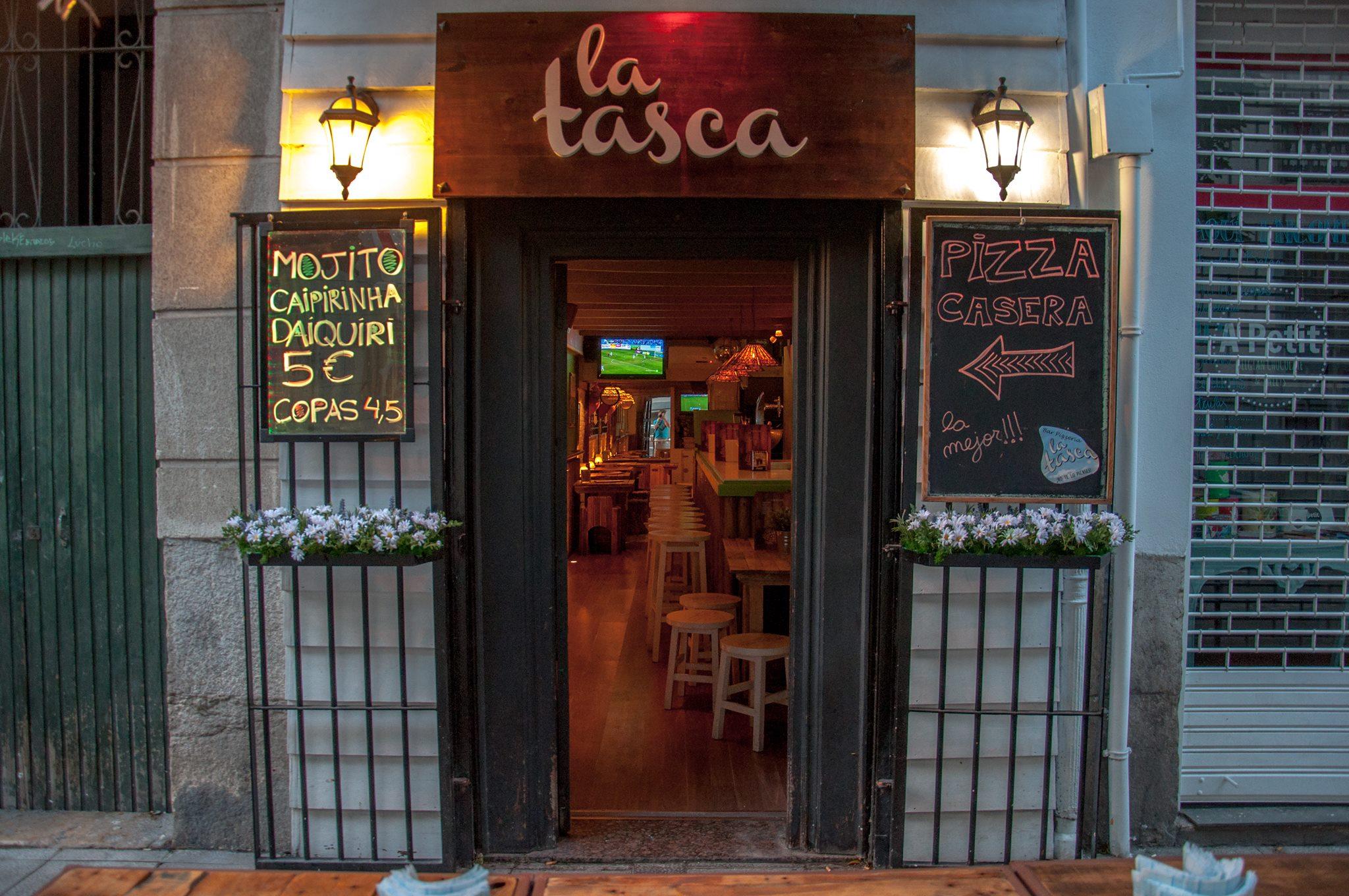 La Tasca Pizza Bar Santander
